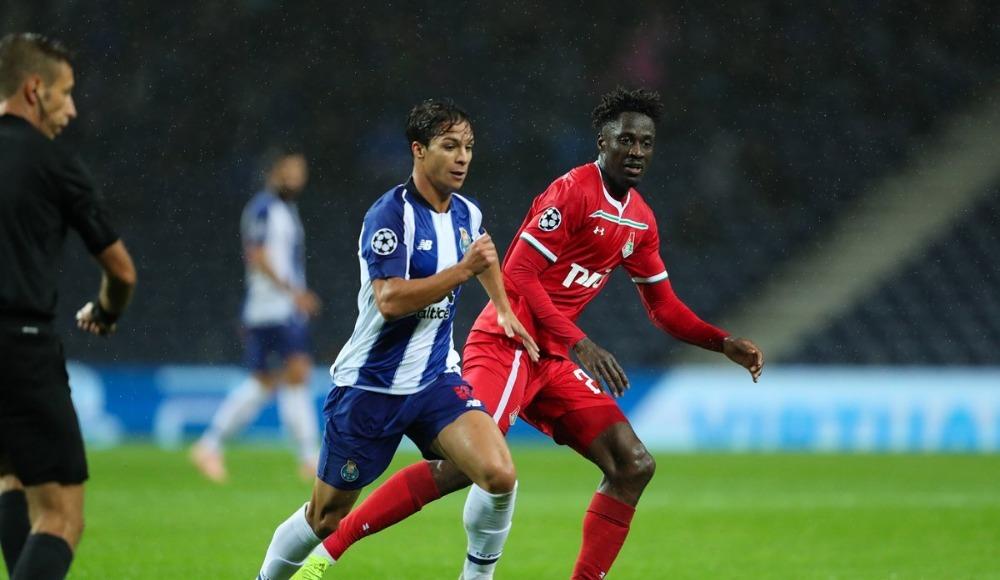Porto, Lokomotiv Moskova'yı 4 golle geçti