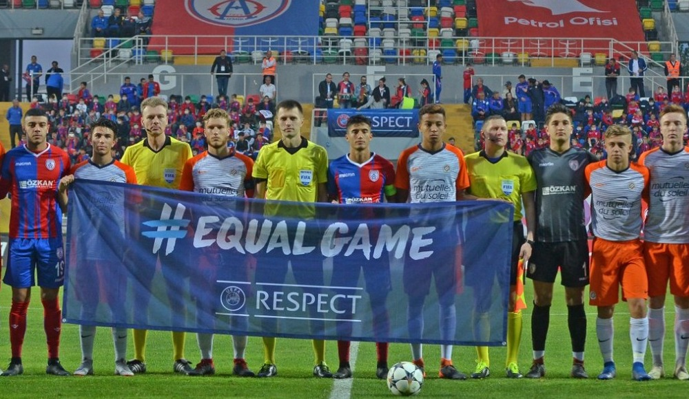 UEFA Gençlik Ligi'nde Altınordu, Montpellier'e 4-2 mağlup oldu