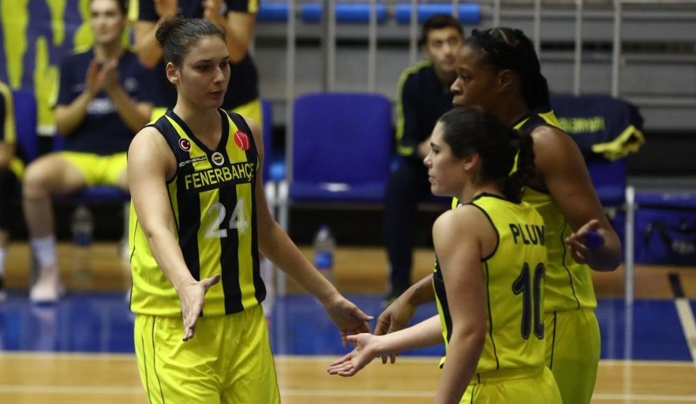 Fenerbahçe'de Avrupa'da galip