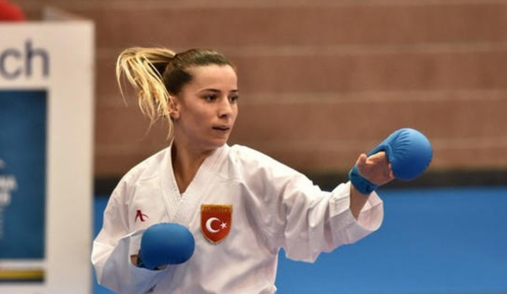 Karatede Serap Özçelik Arapoğlu finalde
