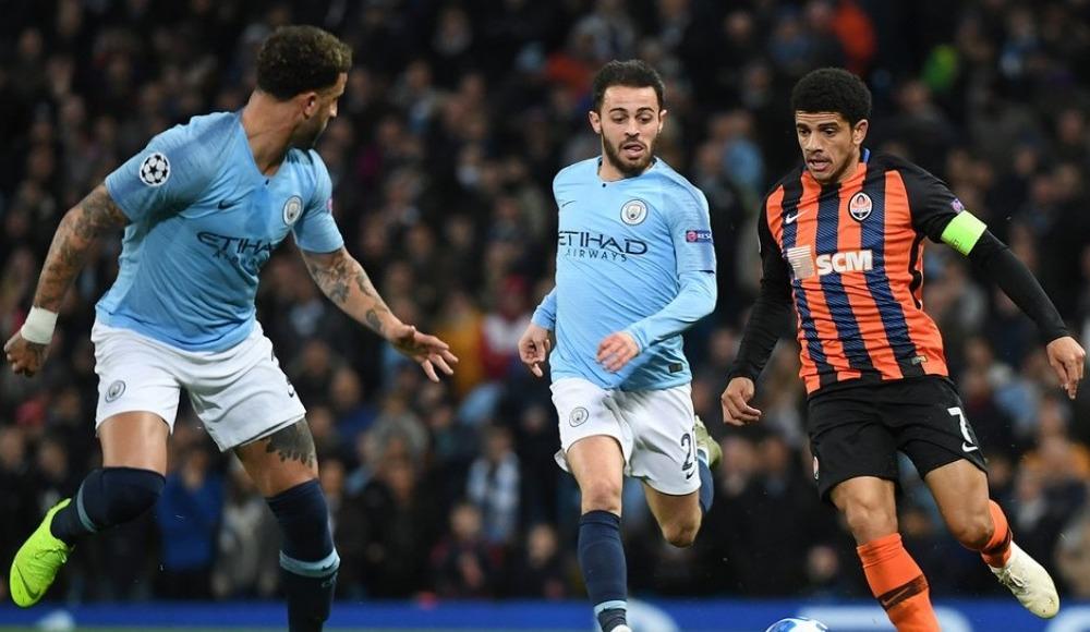 Manchester City'den büyük adım! F Grubu'nda...