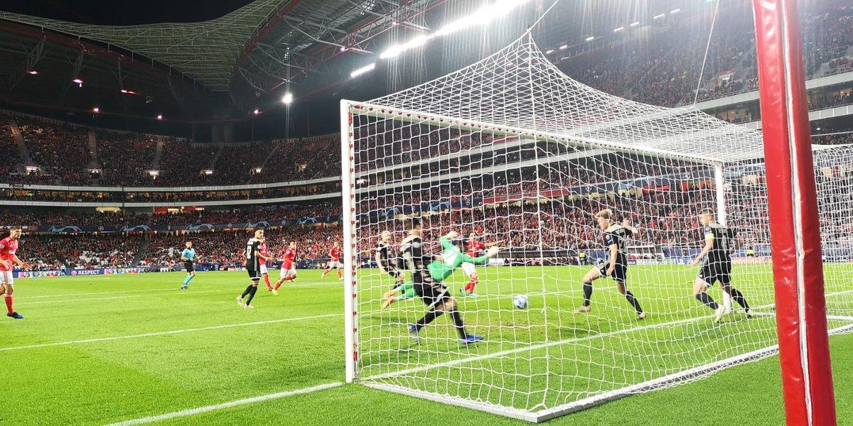 Benfica-Ajax maçında kazanan çıkmadı!