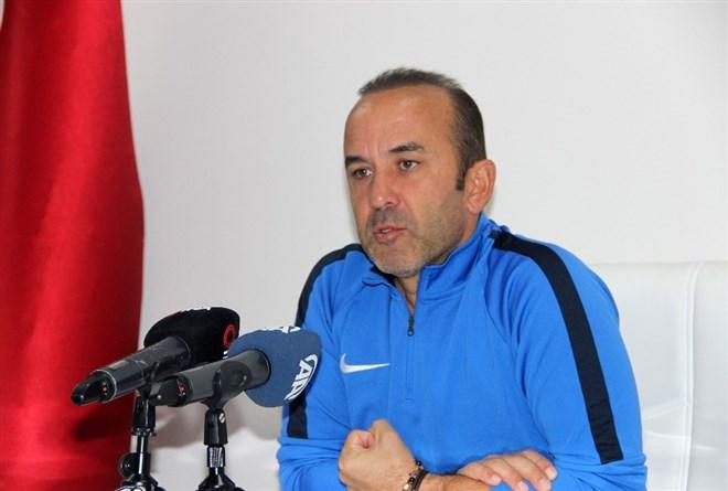 """Mehmet Özdilek: """"Kazanmayı çok arzu ettik"""""""