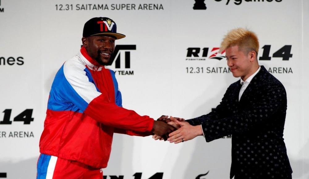 Floyd Mayweather, Tenshin Nasukawa ile dövüşmeyeceğini açıkladı!