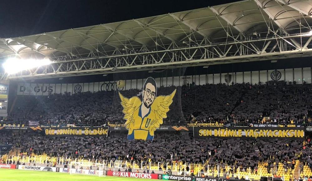 Anderlecht maçında, Koray Şener unutulmadı