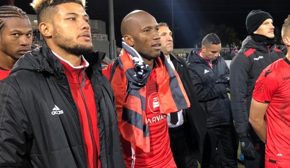 Video - Didier Drogba futbola veda etti