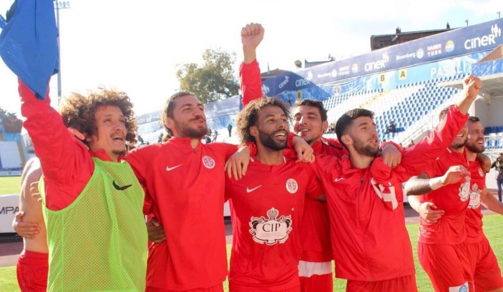 Antalyaspor'un gözü rekorda!