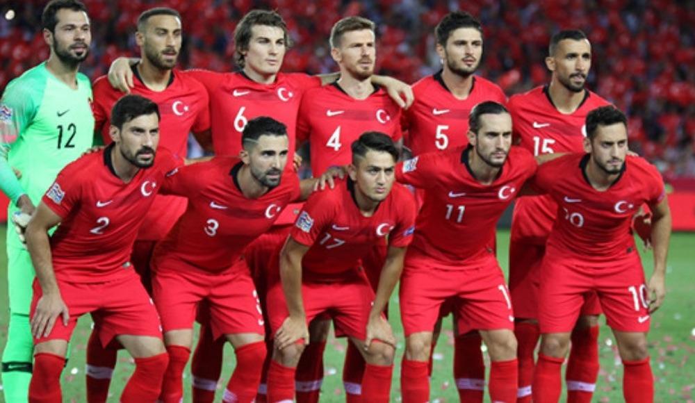 A Milli Takım'ın İsveç ve Ukrayna maçları aday kadrosu açıklandı