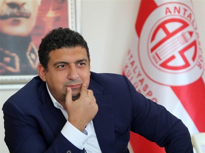 Ali Şafak Öztürk: İzlenmesi gereken takım olduk
