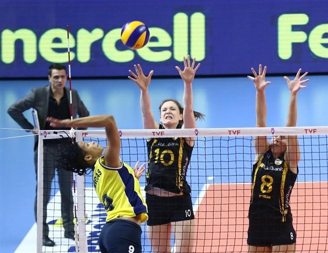 Fenerbahçe, Dinamo Moskova'yı 3-1 yendi