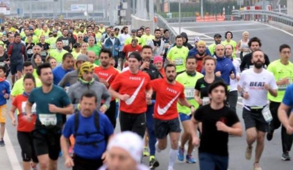 Vodafone 40. İstanbul Maratonu başladı