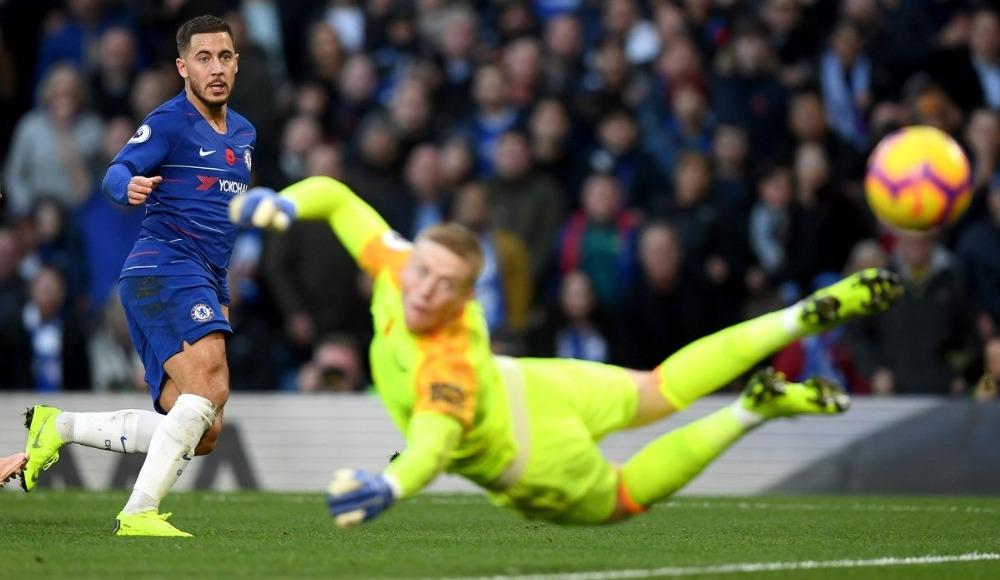Özet - Chelsea, Everton engeline takıldı! Sarri'den rekor...