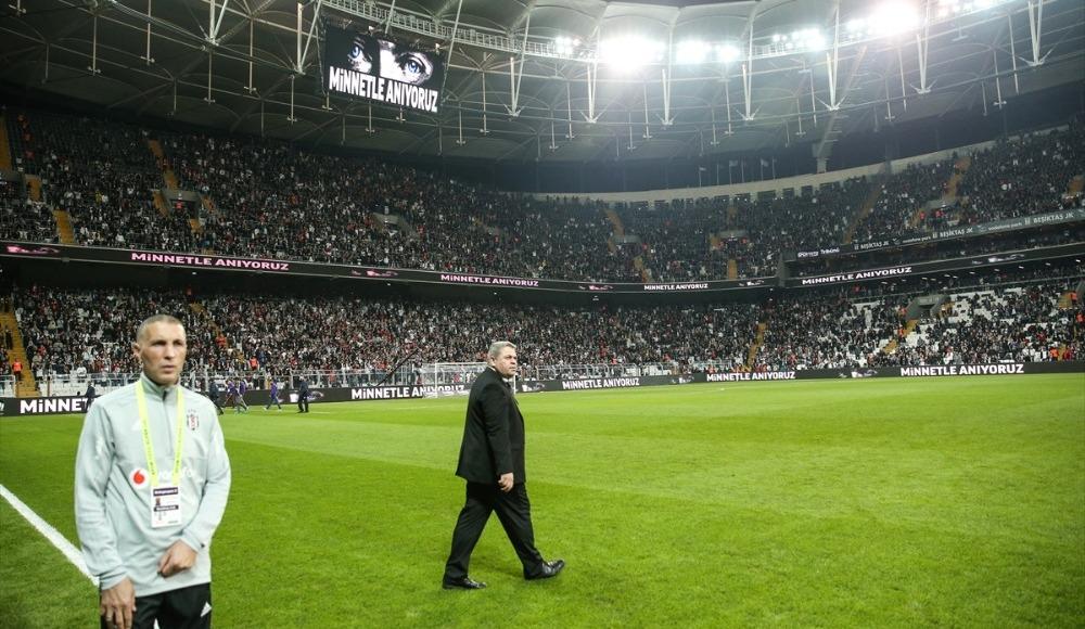 Beşiktaş'ın Vodafone Park'ta en kötü sezonunu yaşıyor