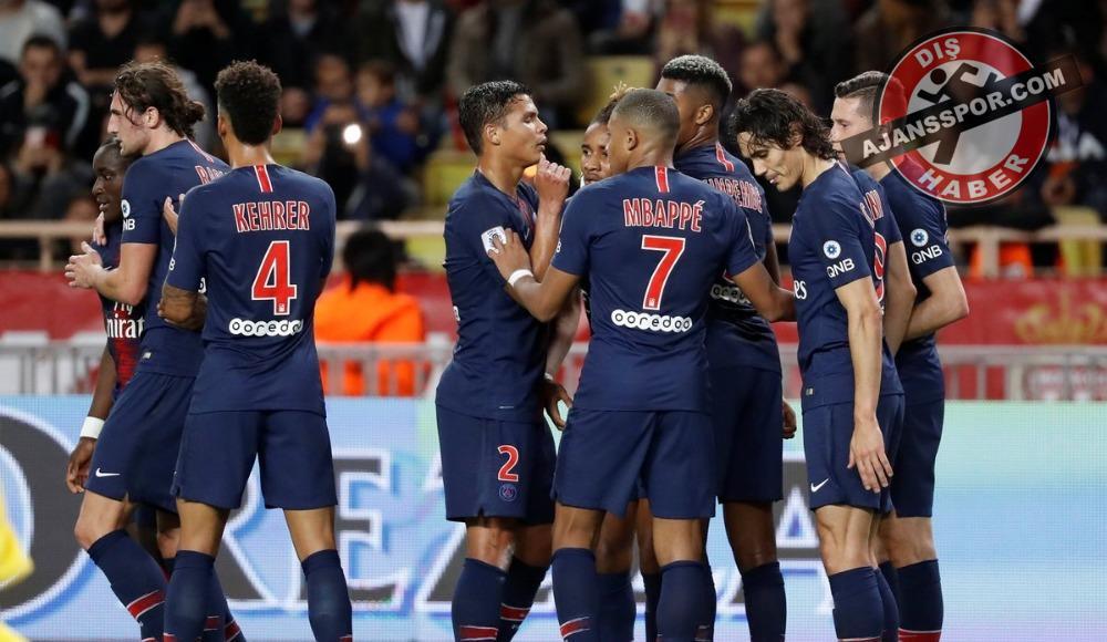 Paris Saint-Germain 13'de 13 yaptı