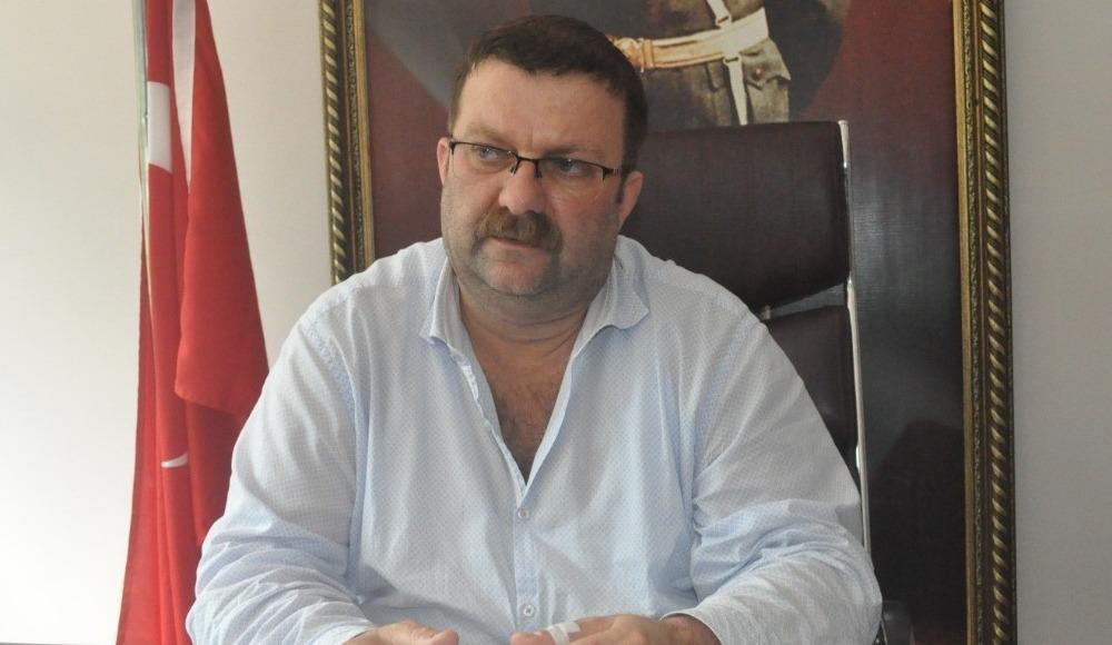 Süleyman Caner'den istifa açıklaması