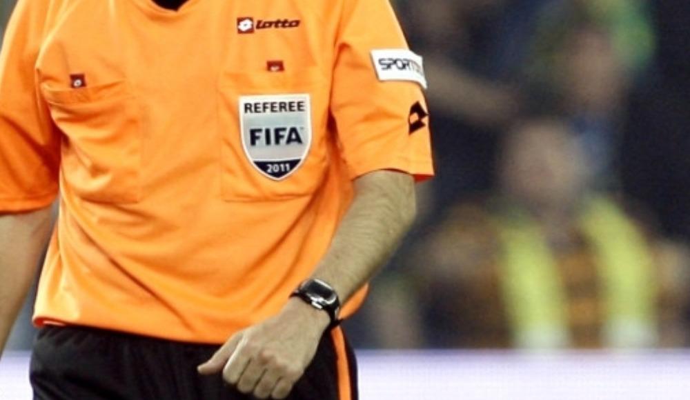 Türkiye-Ukrayna maçını Kosovalı hakem Nuza yönetecek