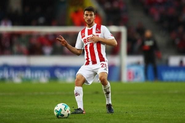Salih Özcan, U20 Almanya Milli Takım kadrosuna davet edildi