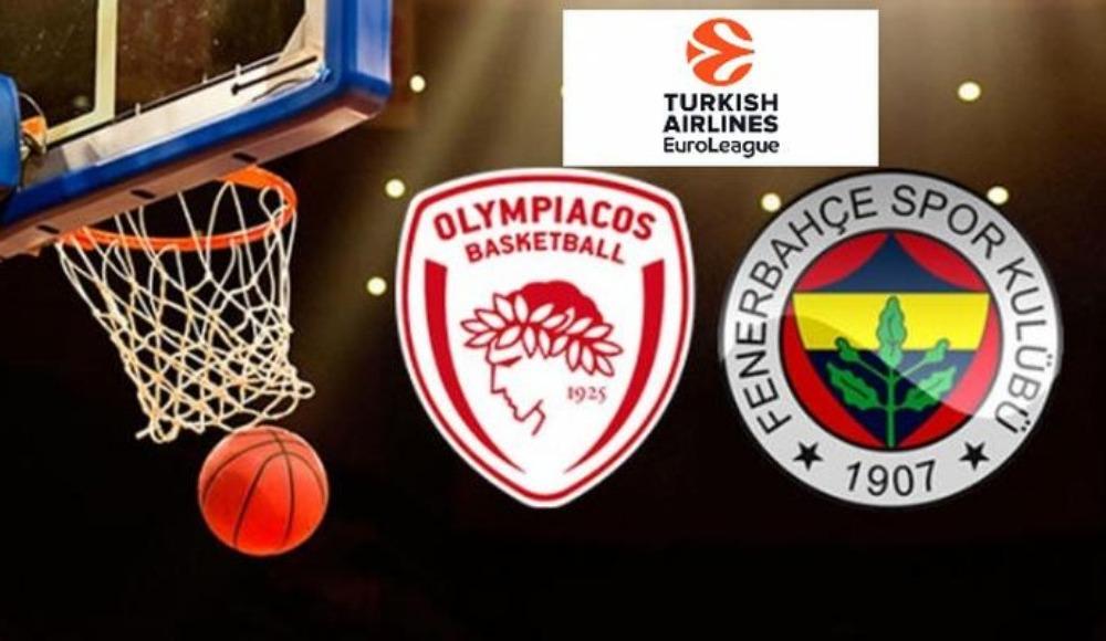 Olympiakos - Fenerbahçe maçı nasıl canlı izlenilir?