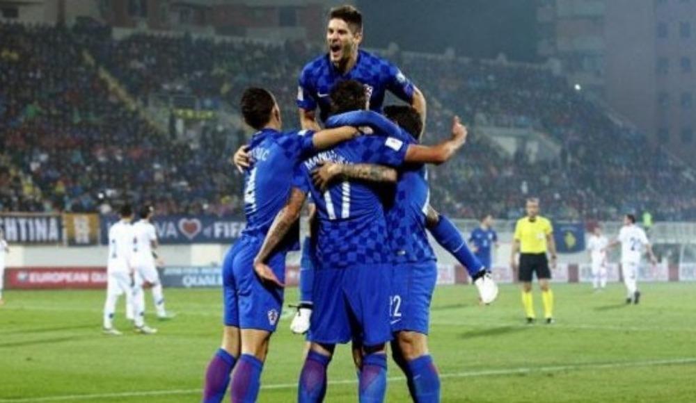 Gol düellosunu kazanan Hırvatistan