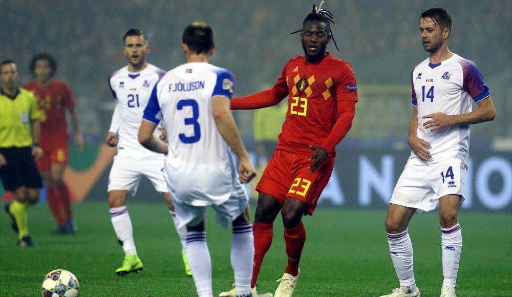 Batshuayi attı, Belçika kazandı!