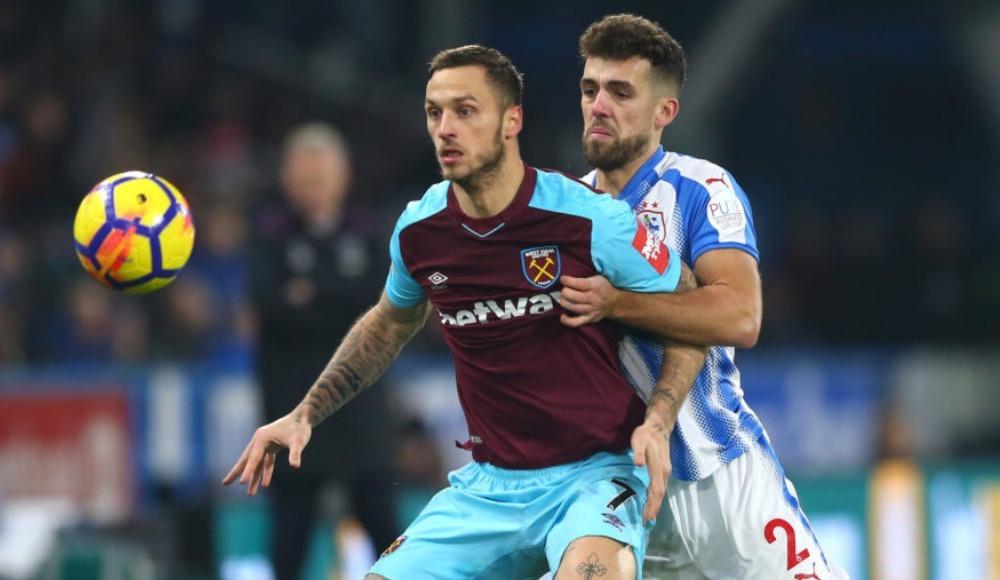 Özet - Huddersfield ile West Ham puanları paylaştı