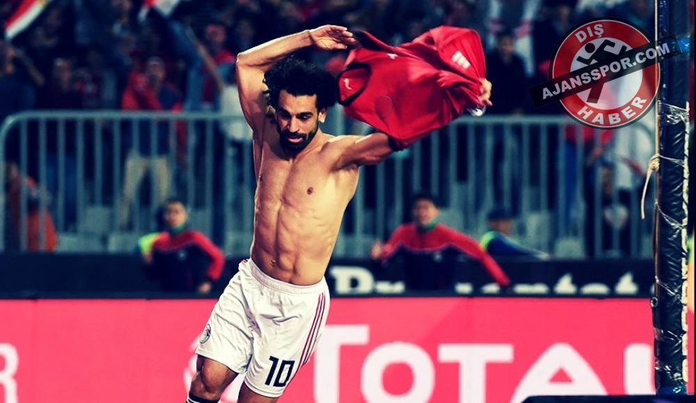 Salah attı, Mısır 90'da kazandı!