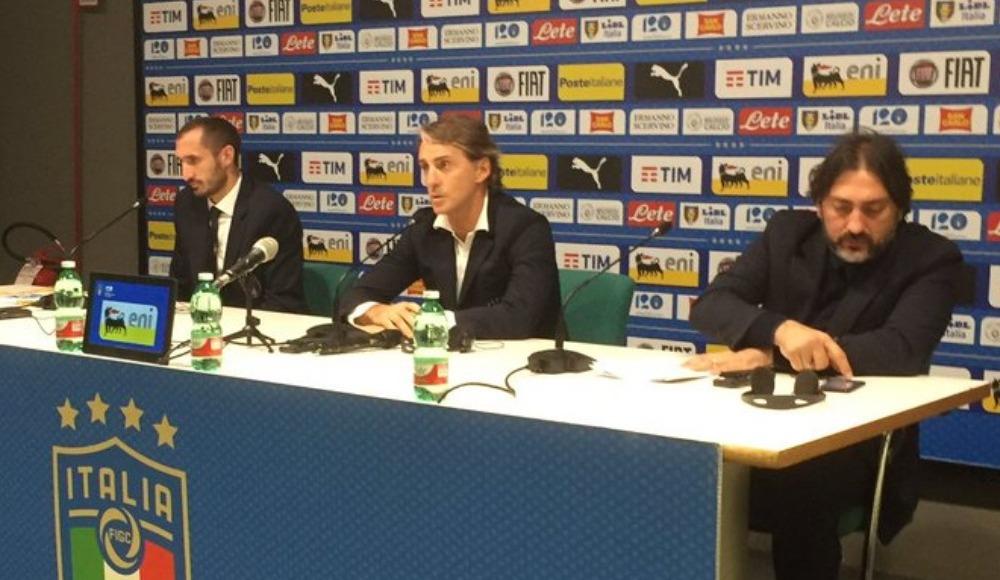 """Mancini: """"Portekiz, Ronaldo olmadan hala büyük bir takım"""""""