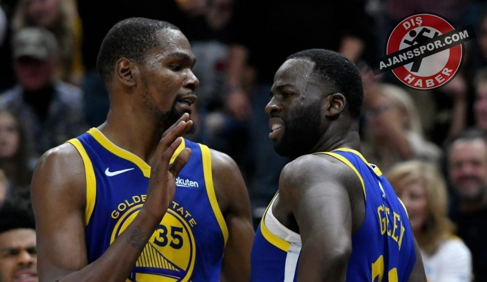 """Kevin Durant: """"Önümüzde three-peat var"""""""