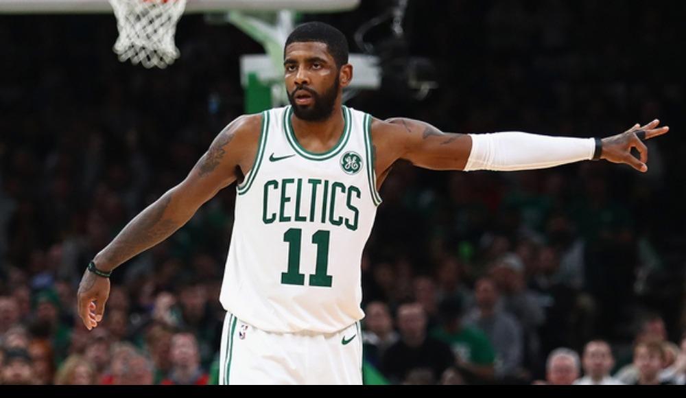 Celtics, Irving ile kazandı