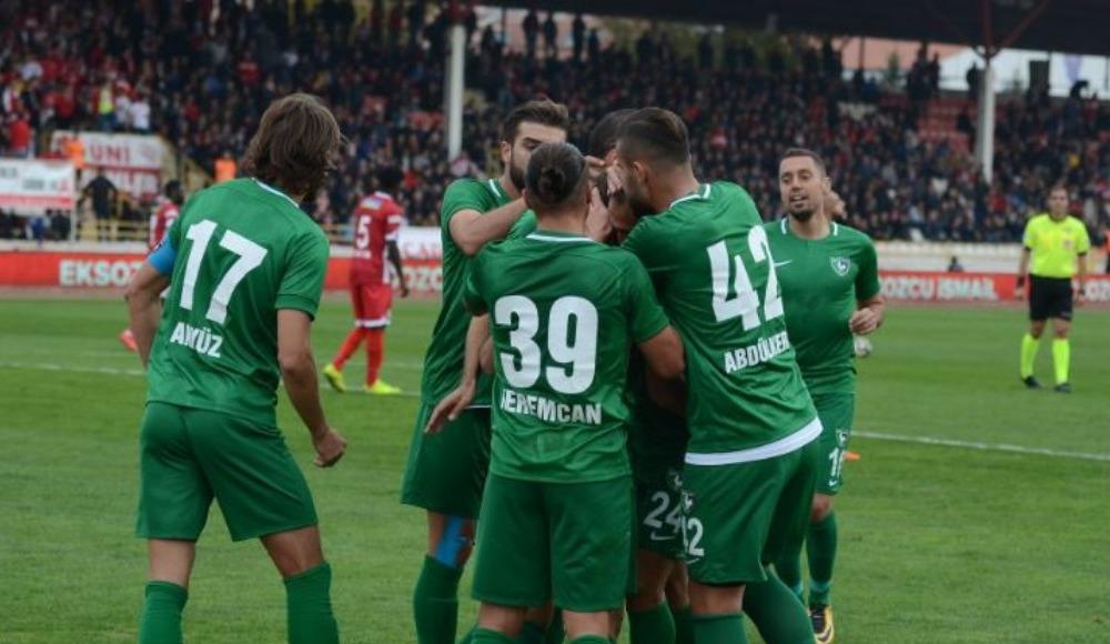 Denizlispor'da Süper Lig hesapları