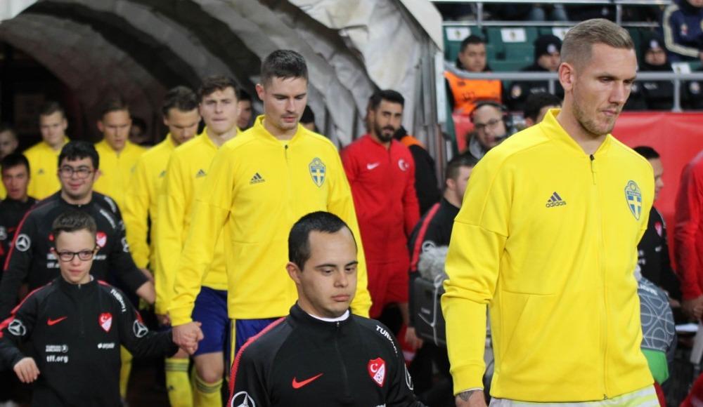 Türkiye - İsveç maçında geniş güvenlik önlemi
