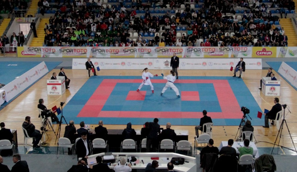 Ümit, Genç ve 21 Yaş Altı Türkiye Karate Şampiyonası sona erdi