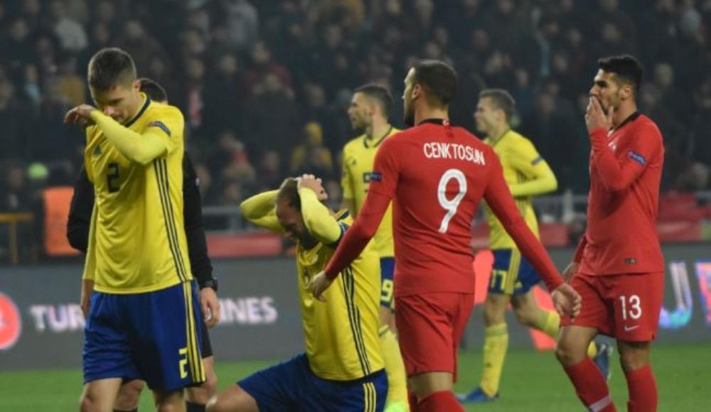 UEFA Uluslar Ligi'nde C Ligi'ne düştük: 0-1!