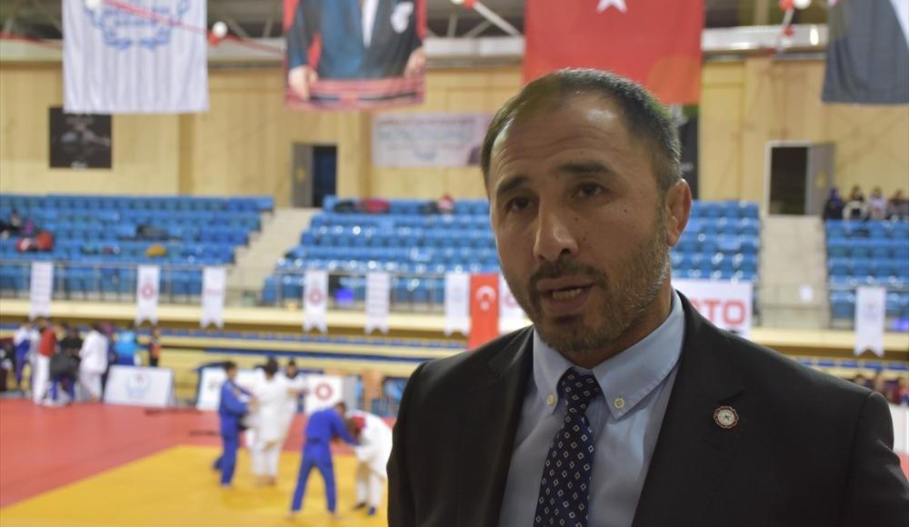 """Türkiye Judo Federasyonu Başkanı Sezer Huysuz: """"Uluslararası arenada toplam 203 madalya aldık"""""""