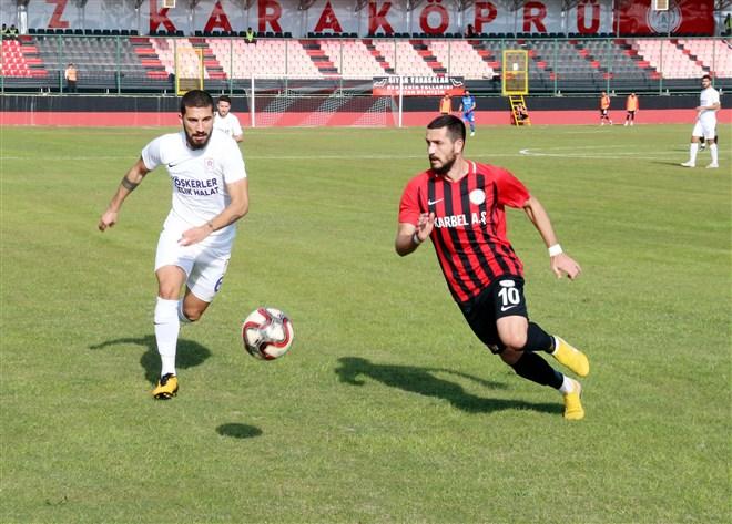 Karbel Karaköprü Belediyespor, Gebzespor'u yendi