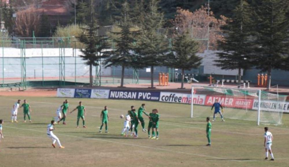Kırşehir Belediyespor: 3 - Osmaniyespor FK: 2