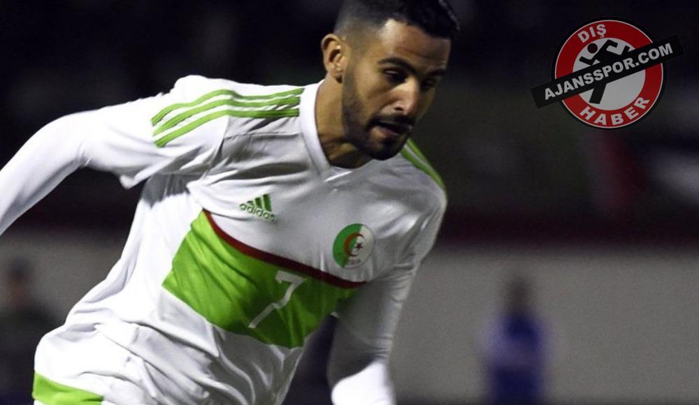 Cezayir, Togo'yu deplasmanda farklı geçti!