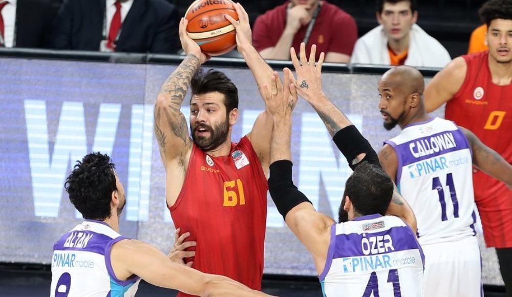 Afyon Belediyespor uzatmada Galatasaray'ı yendi
