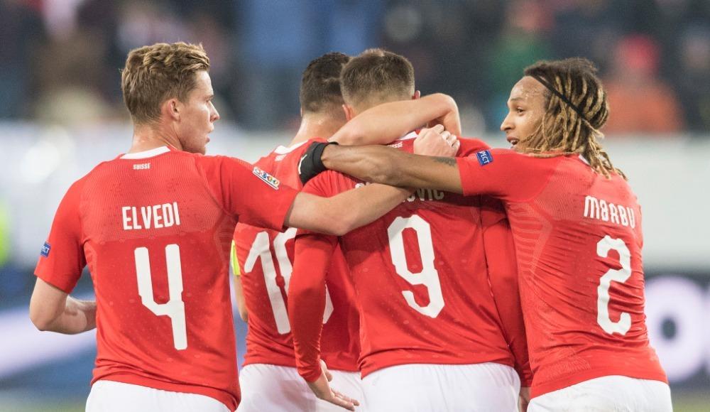 İsviçre, Belçika'yı 5-2 mağlup etti