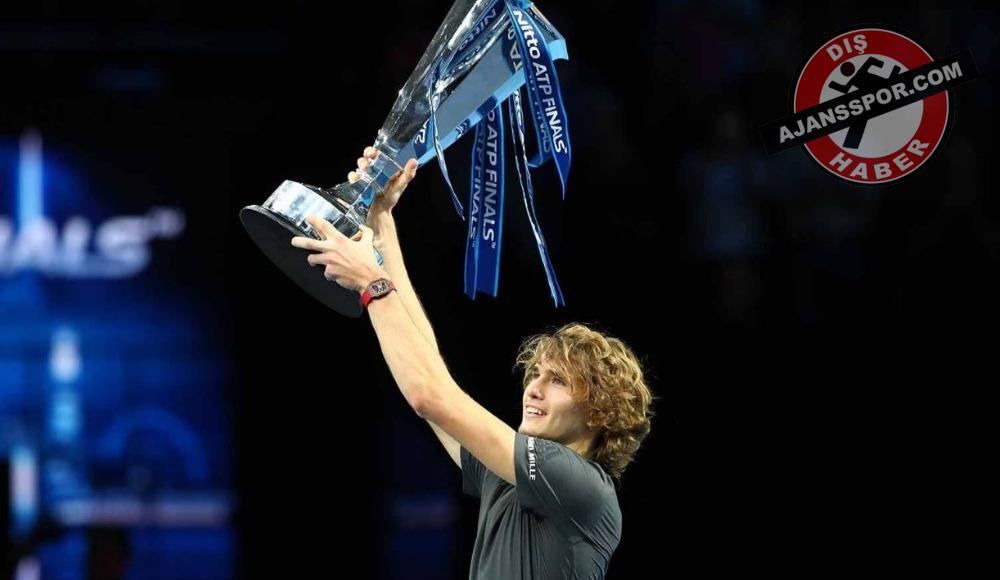 "Becker'den Zverev'e övgü: ""Yeni neslin en iyisi"""
