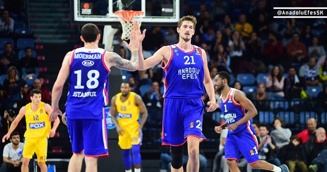 Anadolu Efes'in gözü Euroleague finalinde