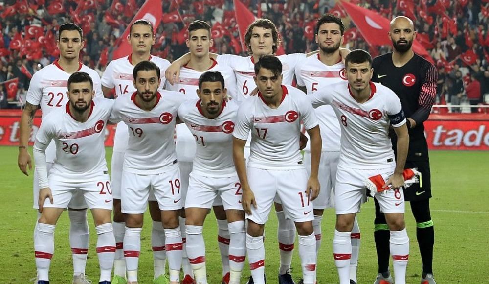A Milli Futbol Takımı, hazırlık maçında Ukrayna ile 0-0 berabere kaldı