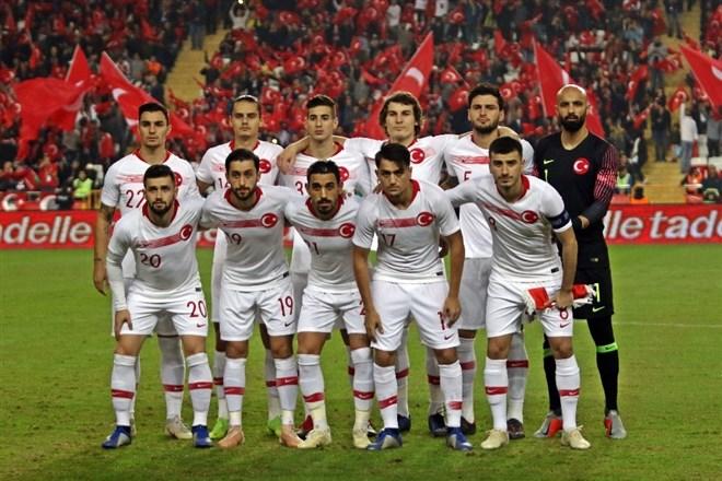 Türkiye-Fransa maçının öncelikli biletleri satışı çıktı