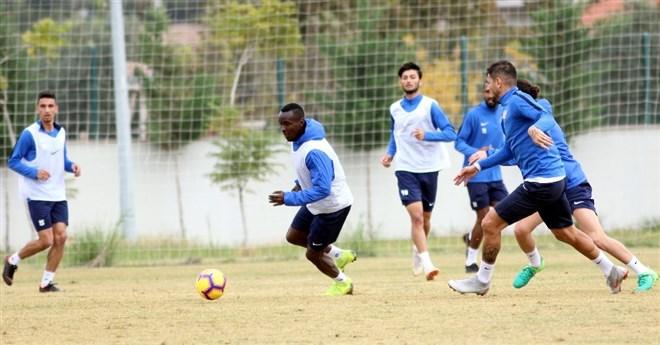 Antalyaspor, Göztepe maçına hazırlanıyor