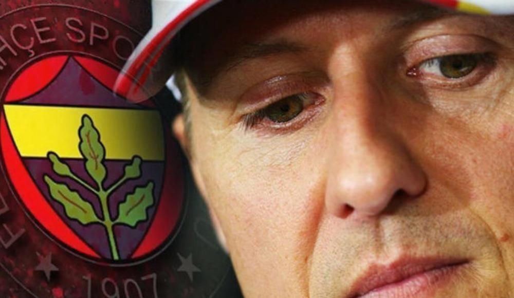 Schumacher'ın o röportajı ortaya çıktı! Fenerbahçe detayı...