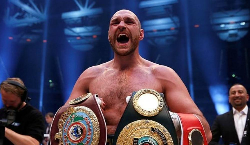 Tyson'ın içinden bir insan daha çıktı! Tam 63 kilo...