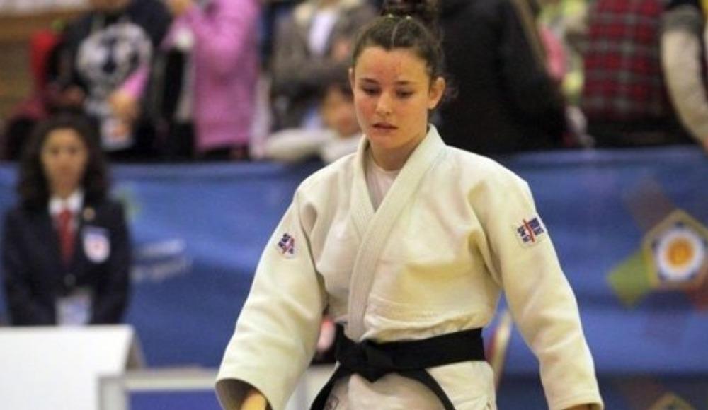 Judo'da İrem Korkmaz elendi