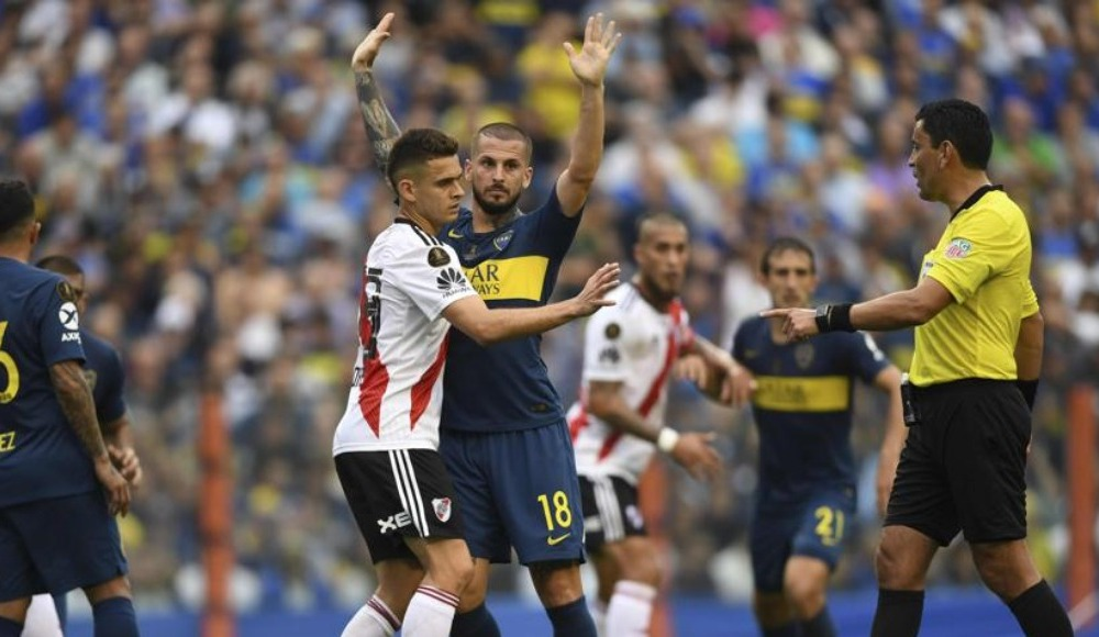 Dev maça doğru! River Plate - Boca Juniors maçı hangi kanalda?