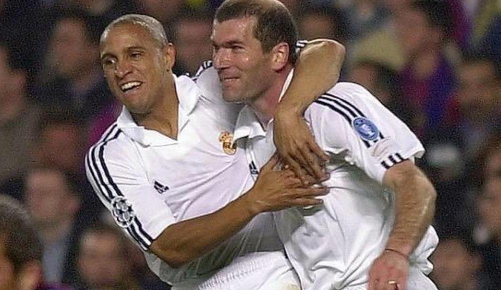 """Roberto Carlos: """"Şimdi Zidane methodu var"""""""