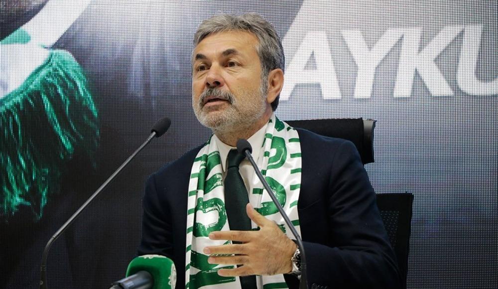 Aykut Kocaman'dan şampiyonluk açıklaması